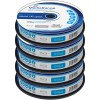 EUR 24,99 - Blu-ray Disc Mediarange BD-R 25 GB, 1-4x Speed fullprintable in Cakebox 50 Stück